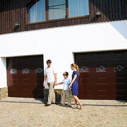 Заказать ворота в гараж в тольятти куплю деревянный гараж